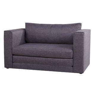 Luther Sofa Bed Loveseat by Ebern Designs