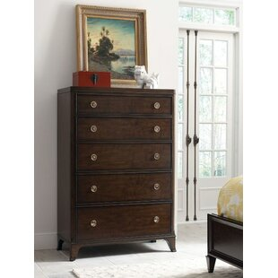 Bordeaux 5 Drawer Chest