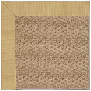 Lisle Machine Tufted Bramble Indoor/Outdoor Area Rug by Longshore Tides Today Sale Only