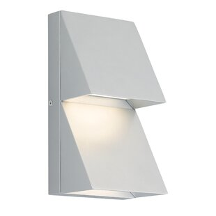 Big Save Pitch 2-Light LED Outdoor Flush Mount By Tech Lighting