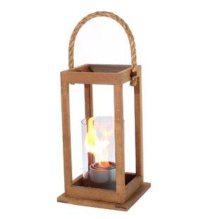 Terra Flame Cape Cod Lantern