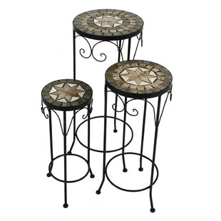 Ilkley 3 Pieces Nesting Plant Stand By World Menagerie