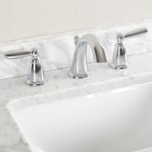 Moen Brantford Widespread Bathroom Faucet with Optional Pop-Up Drain Assembly