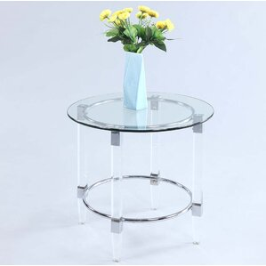 Shaban End Table by Orren Ellis