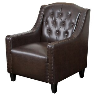 Barnard Tufted Club Chair by Three Posts