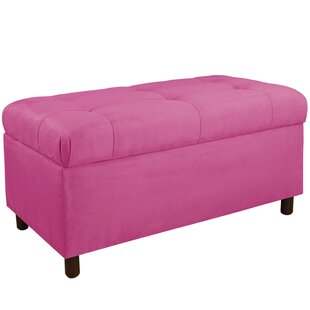 Premier Upholstered Storage Bench
