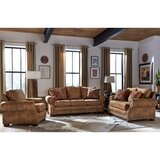 Gabrielle 3 Piece Living Room Set by Loon Peak®