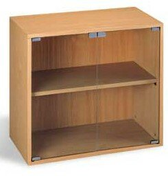 2 Tier Accent cabinet by Organize It All