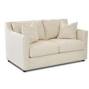 Sharon Loveseat by Wayfair Custom Upholst..