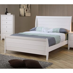 Find the perfect Helton Panel Bed By Highland Dunes