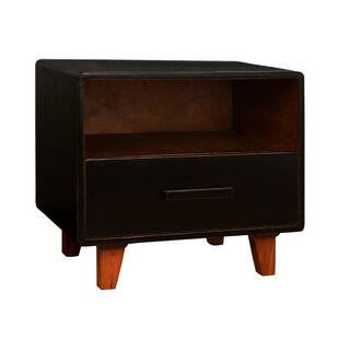 Cosgrove 1 Drawer Nightstand by Union Rustic