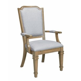 Dorante Upholstered Dining Chair (Set of 2) One Allium Way