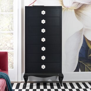 Find a Belle 7 Drawer Lingerie Chest by Cynthia Rowley