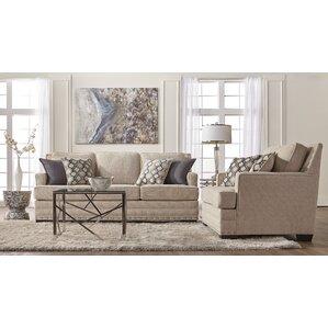 Agnes Configurable Living Room Set by Alcott..