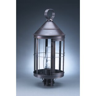 Aparicio 3-Light Lantern Head by Canora Grey