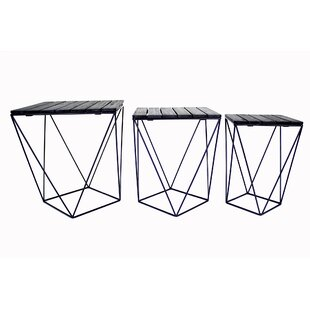 Oriana 3 Piece Nesting Tables