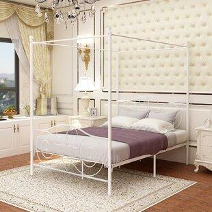 Sommerville Canopy Platform Bed