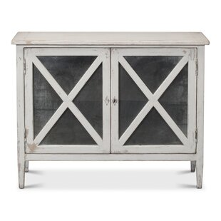 Malcomb 2 Door Accent Cabinet by Sarreid Ltd