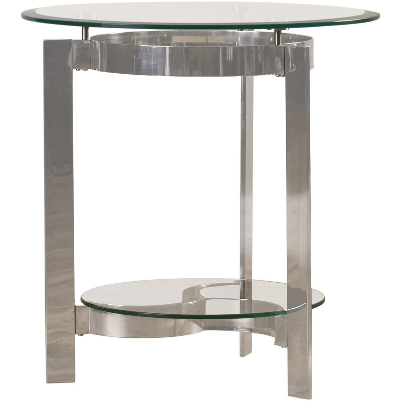 Nilda End Table Amp Reviews Allmodern