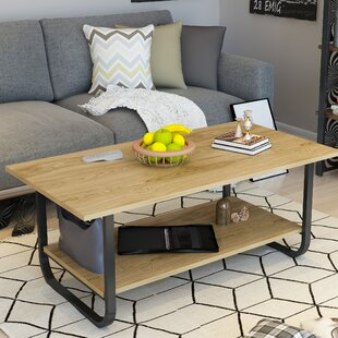 Mandy Coffee Table by 17 Stories