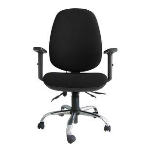 Vermont Ergonomic Desk Chair By Symple Stuff