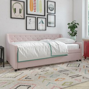 Affordable Her Majesty Twin Daybed with Trundle by Novogratz Reviews (2019) & Buyer's Guide