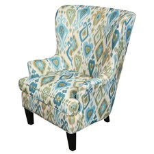 Clover Wingback Chair by Porter International Designs