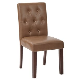 Crowder Upholstered Side Chair Charlton Home