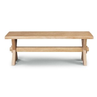 Kathy Wood Bench by One Allium Way