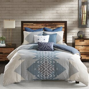 Union Rustic Maddux 3 Piece Comforter Set