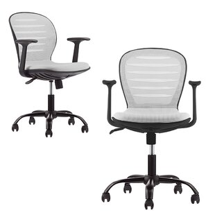 Ballam Comfort Mesh Task Chair (Set of 2)