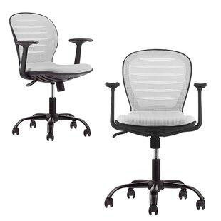 Ballam Comfort Mesh Task Chair (Set of 2)