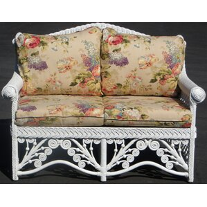 Wyman Loveseat with Round Arm by August Grove