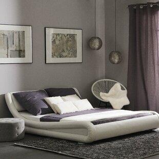 Review Guerrero Upholstered Platform Bed