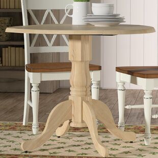 Lynn Dining Table with Dual Drop Leaf Mistana