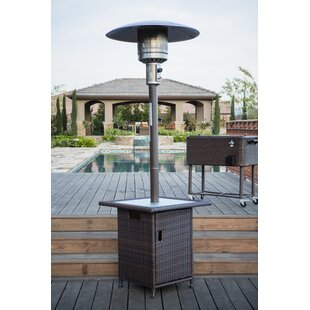propane patio heater with table.  Table 40000 BTU Propane Patio Heater Throughout With Table A