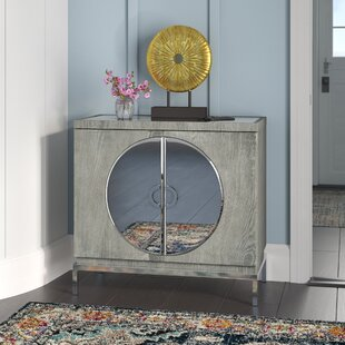 Darrius 2 Door Accent Cabinet by Mistana