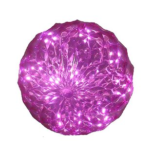 Pink outdoor christmas light displays youll love wayfair save to idea board aloadofball Gallery