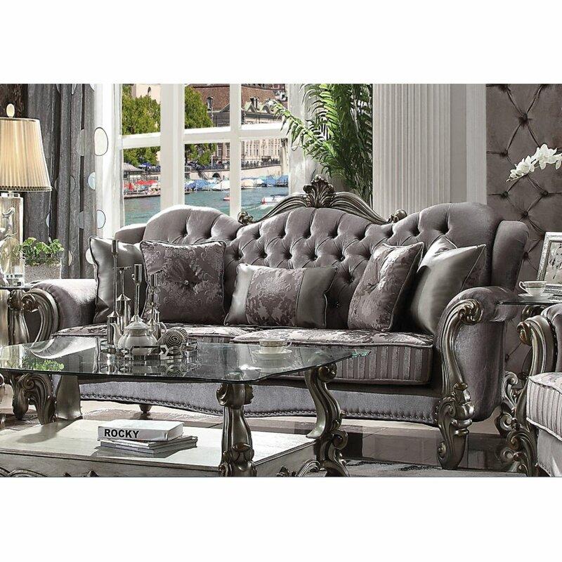 Lumibee Versailles Configurable Living Room Set Wayfair
