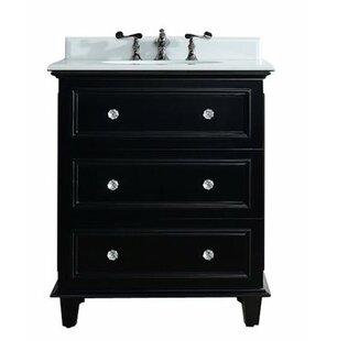 Luna 30 inch  Single Bathroom Vanity Set