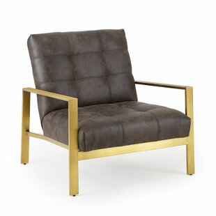 McGuire Armchair by Square Fea..