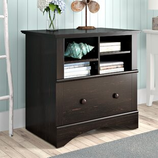 Beachcrest Home Pinellas 1 Drawer Lateral..