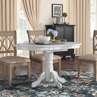 Liggett Classic Extendable Dining Table by Three Posts #2