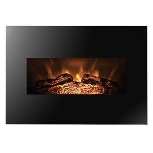 AKDY 3D Flames Firebox Wall Mounted Electric Fireplace