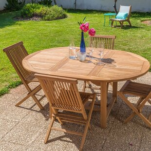 Vandt Extendable Wooden Dining Table By Sol 72 Outdoor