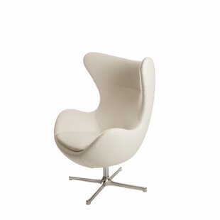 Check Prices Muna Swivel Armchair by Oak Idea Imports Reviews (2019) & Buyer's Guide