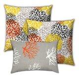 Gabrielson Citrus Blossums Indoor / Outdoor Pillow Cover