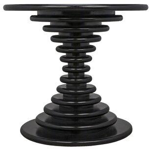 Scheiben End Table by Noir