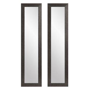 Williston Forge Full Length Mirror (Set of 2)