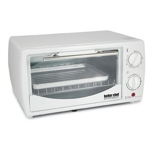 0.32 Cubic Foot Toaster Oven Broiler